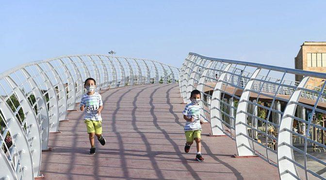 Парки и зоны отдыха в Таифе привлекают семьи и отдыхающих на фоне соблюдения предостороженности