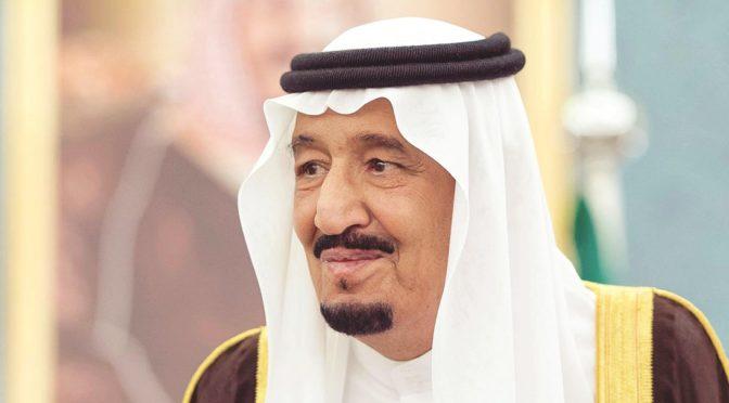 Служитель Двух Святынь принял поздравления от глав и лидеров арабских и исламских стран по случаю праздника Ид аль-Адха