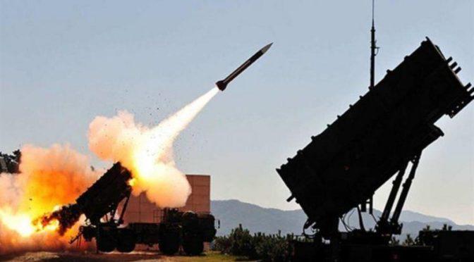 Силы коалиции перехватили и уничтожили две баллистические ракеты, запущенные хусиитами в направлении Королевства