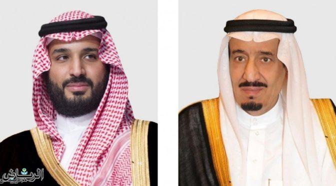 Служитель Двух Святынь и наследный принц приняли телефонные звонки
