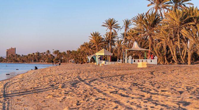 Пляжи Амладжа популярны у жителей и гостей округа