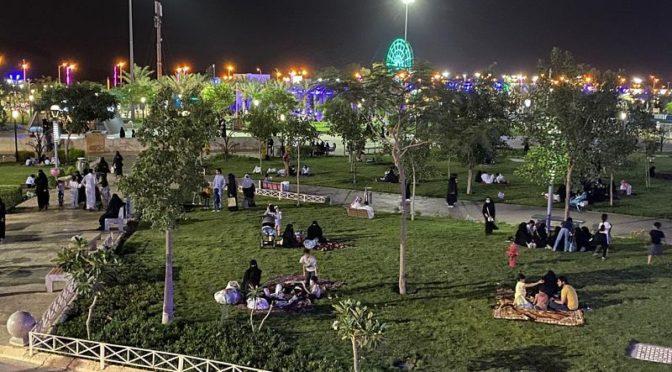 Муниципалитет Таифа предпринимает меры предосторожности при приёме туристов в парки и зоны отдыха