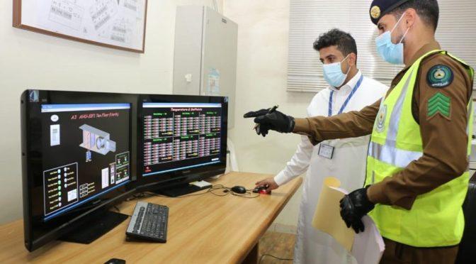 Силы Гражданской обороны Хаджа объявили о готовности к Хаджу этого года