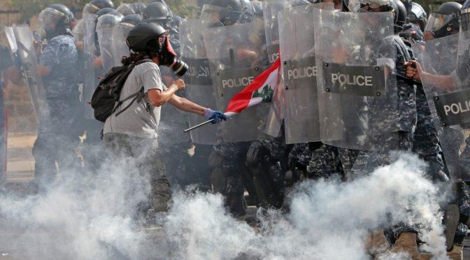 Ливан восстаёт