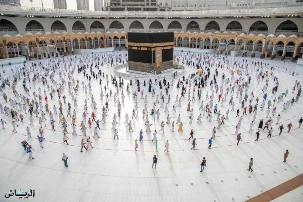 Последние обряды Хаджа: в спокойствии и безопасности