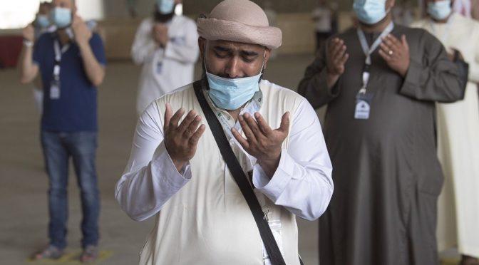 Глаза плачут от смирения пред Аллахом