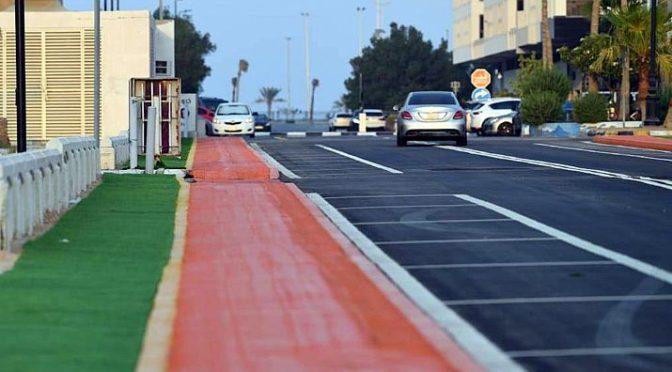 Муниципалитет Восточной провинции реализует инициативу Министерства по делам муниципалитетов о развитии дорог шириной 15 метров в провинции