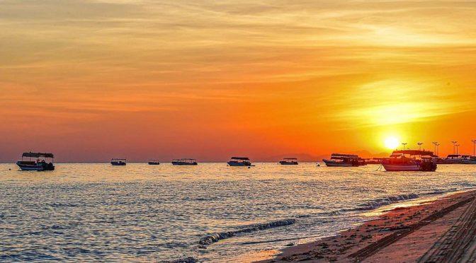 Туристические достопримечательности Королевства: побережье ас-Сура