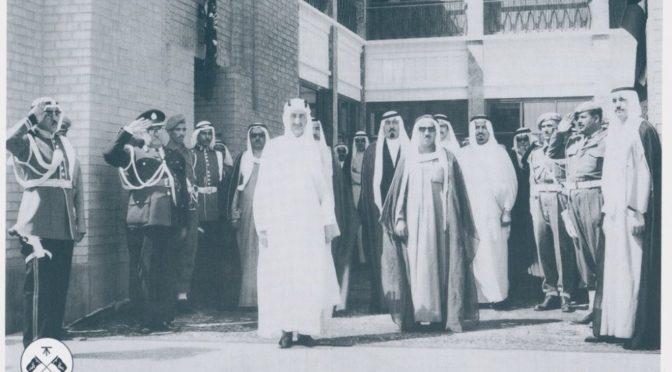 "Король Салман написал в twitter: ""С уходом шейха Сабаха Ахмада я потерял дорогого брата и друга"""