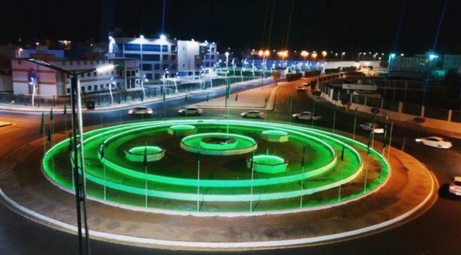 Провинции Королевства украсились в зелёный цвет