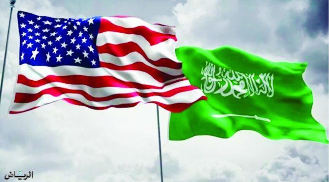 Министр иностранных дел КСА принял телефонный звонок от госсекретаря США