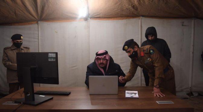 Гражданская оборона Асира взяла под контроль пожар в ас-Сууда без пострадавших