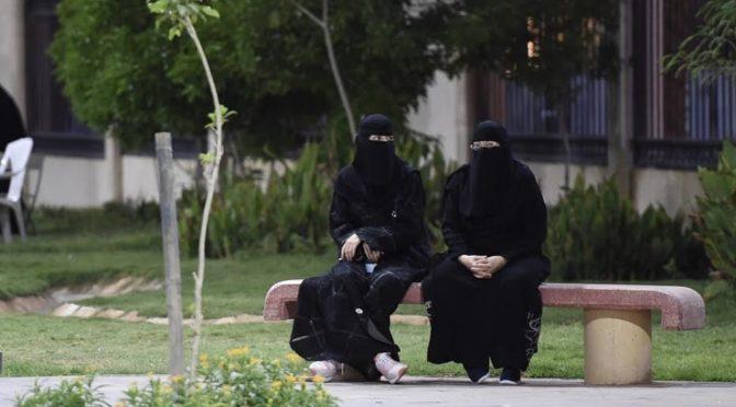 Парк «Зухур» в Эр-Рияде привлекает народ