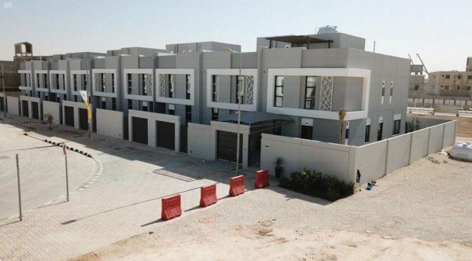 Министерство по делам жилищного строительства: 23 тыс.единиц жилья  строится в Эр-Рияде, 61% заброниовано