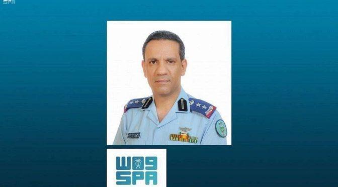 Командование коалиции: террористические отряды хуситов запустили баллистическую ракету, которая затем упала в йеменской провинции Саада