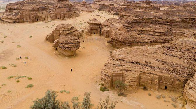 аль-Ула открывает свои объекты туристам с широким спектром мероприятий