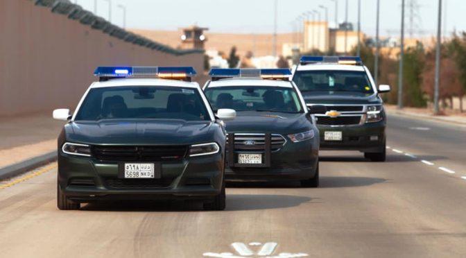 Полиция Эр-Рияда: Арестовано 5 человек, причастных к совершению краж