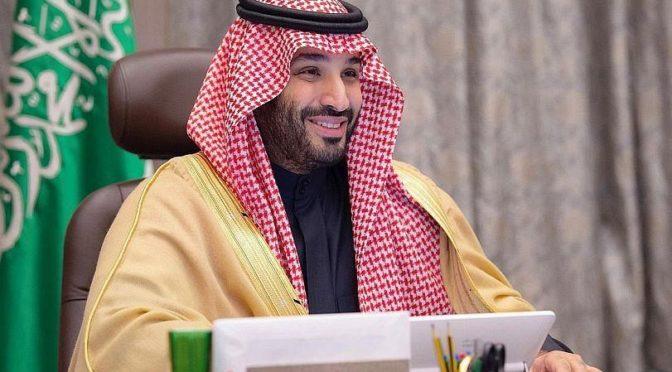 Его Высочество наследный принц провёл переговоры с лидерами дружественных государств