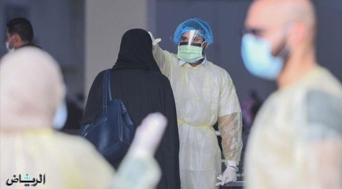 КСА выявили 334 новых случая заражения коронавирусом