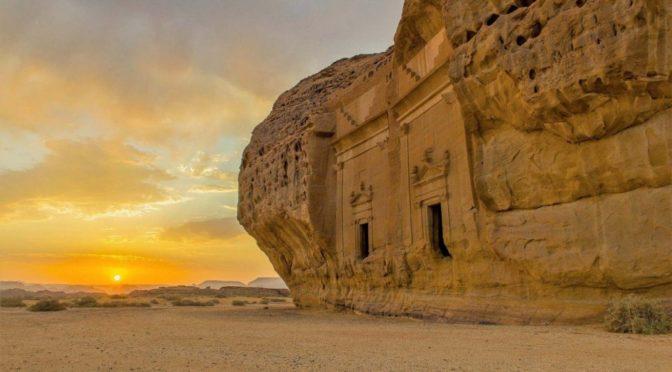 аль-Ула: летопись  цивилизаций и колыбель  истории