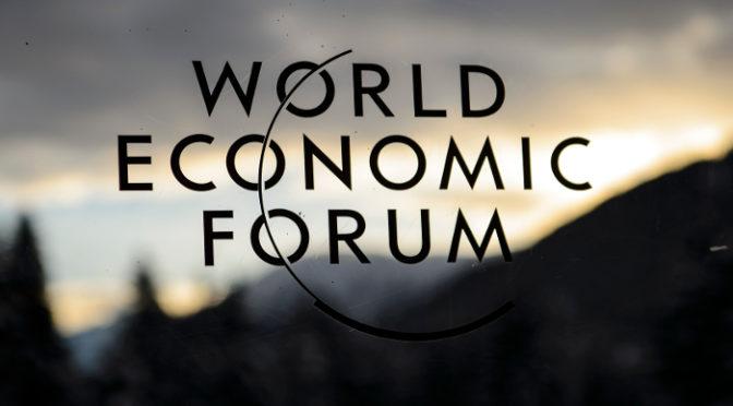 Министр иностранных дел КСА принял участие в Давосском экономическом форуме