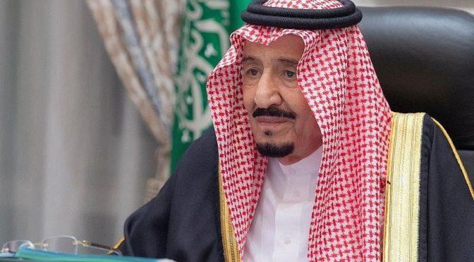 Служитель Двух Святынь одобрил вручение медали им. короля Абдель Азиза третьей степени 101 донору органов