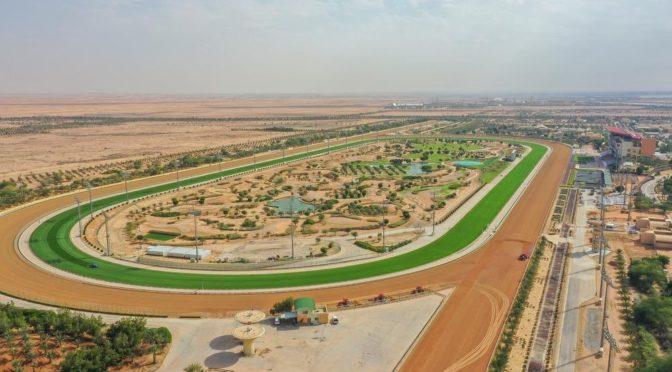Чемпионат мира по конному спорту в Саудии