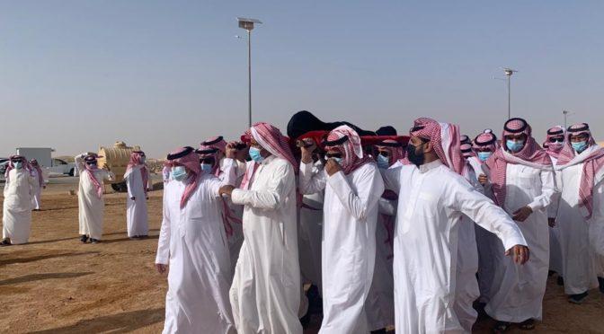 Саудийская журналистика прощается с одним из своих символов