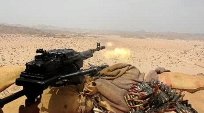 Министерство обороны КСА:  отказ хуситов от инициативы Королевства по прекращению йеменского кризиса