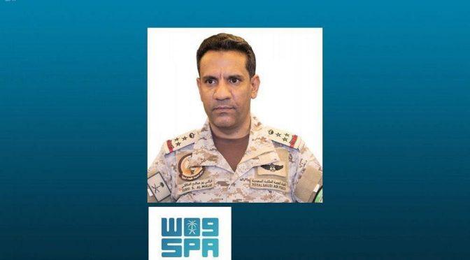 Министерство обороны: попытка атаковать одно из хранилищ нефти в порту Раас-Тонура и объекты АРАМКО в Захране – трусливая попытка террористической атаки на глобальные поставки и энергетическую безопасность