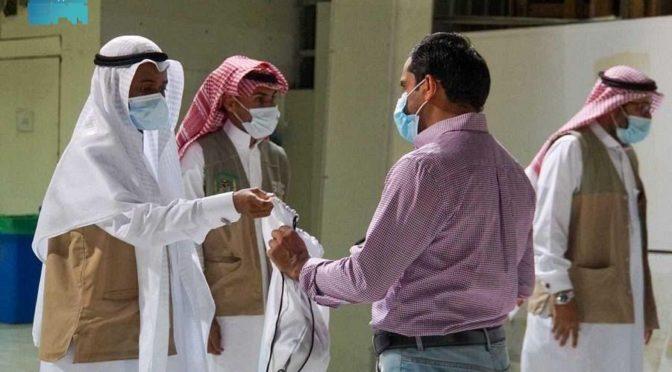 Управление по делам мечети аль-Харам и мечети Пророка активизировало свои усилия на службе паломникам