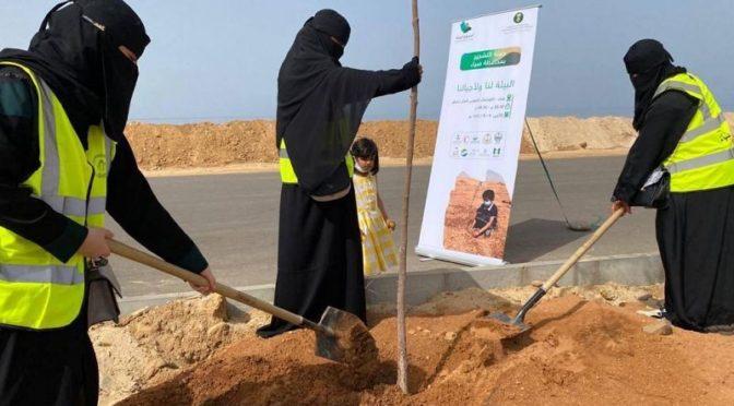 Мероприятия недели окружающей среды стартовали в округе Дубаъ