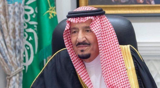 Служитель Двух Святынь принял телефонный звонок от президента Ирака