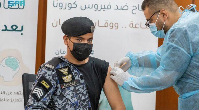 В КСА выявили 1109 новых случаев заражения коронавирусом
