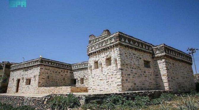 «Историческая мечеть Джарир аль-Баджали», которая находится на юге Таифа, была основана 1400 лет назад