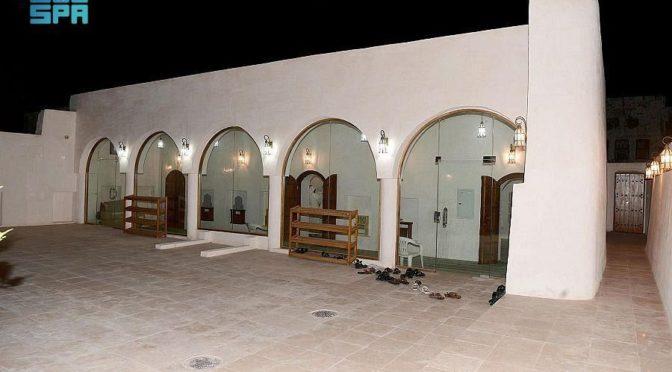 Мечеть шейха Абу Бакра в аль-Ахса – одна из мечетей проекта принца Мухаммеда ибн Салмана по реставрации исторических мечетей в Королевстве