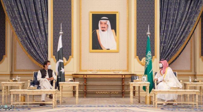 Наследный принц и премьер-министр Пакистана подписали соглашение о создании Саудийско-пакистанского Высшего координационного совета