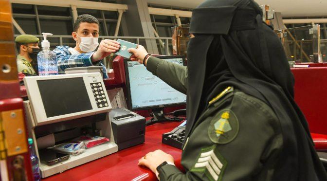 Аэропорт им.принца Султана бин Абдулазиза в Табуке направил первый международный рейс в Каир
