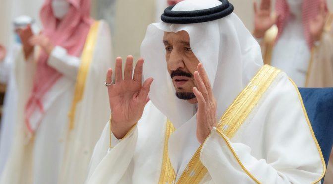 Служитель Двух Святынь направил пожертвование Королевства на восстановление больницы Ибн аль-Хатыб в Багдаде в качестве подарка братскому иракскому народу