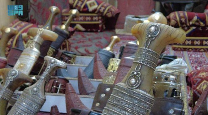 Кинжалы аль-Джанаби и недждийские кинжалы – истинное национальное наследие, подаренное к празднику