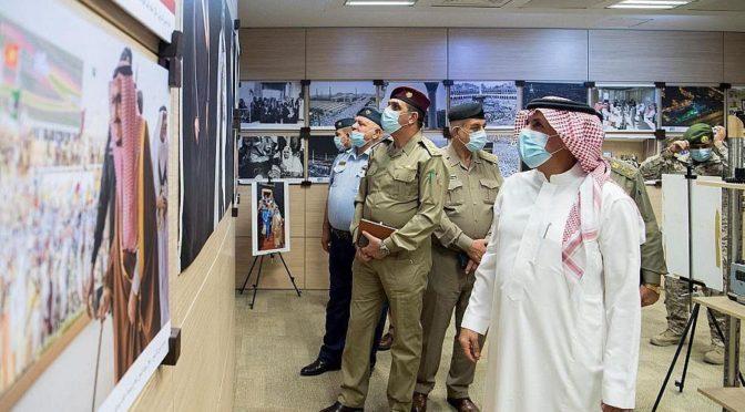 Глава САН принял пресс-секретаря вооруженных сил Ирака