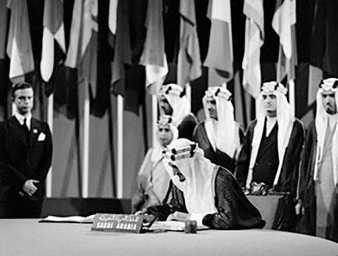 Королевство является одним из крупнейших сторонников международного мира и безопасности