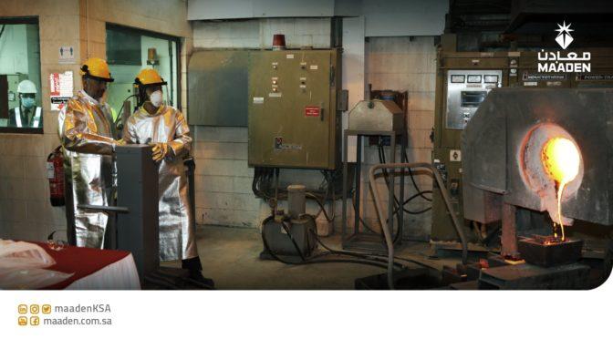 Компания «Маадан» близка к завершению первого проекта в рамках расширения «Фосфат 3» стоимостью 6.4 млрд.долл.