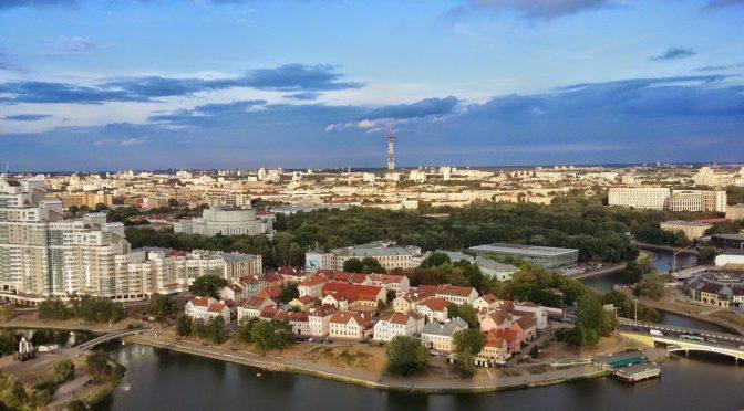 Служитель Двух Святынь поздравил президента Республики Беларусь с Днём независимости