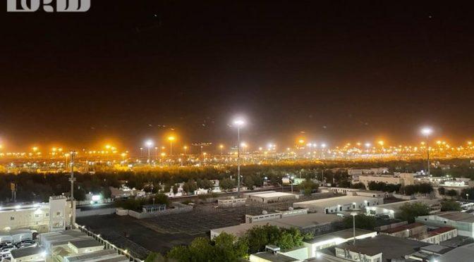 Портал «Сабк» провёл съёмку видео и аэрофотосьёмку ночи на Арафате