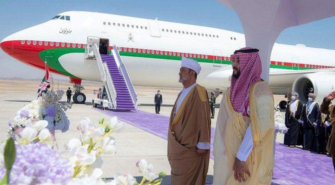 Публикация совместного итогового заявления Саудовской Аравии и Омана