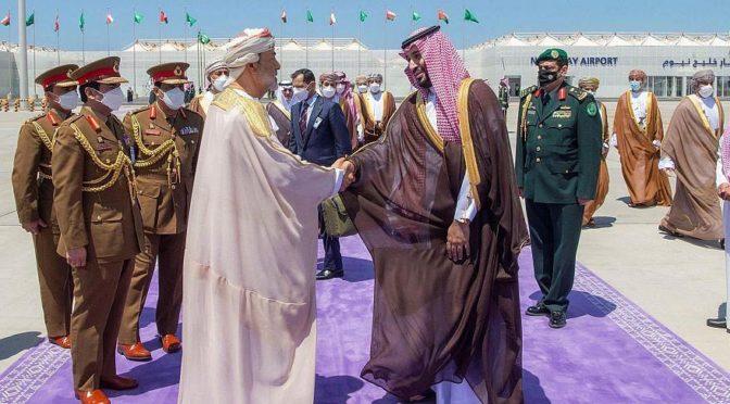 Султан Омана покинул Королевство