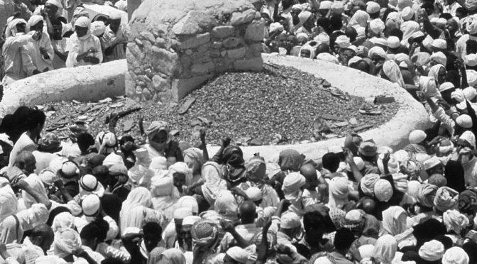 Хадж Юсуф: военнопленный, чьи оковы разорвала тальбия