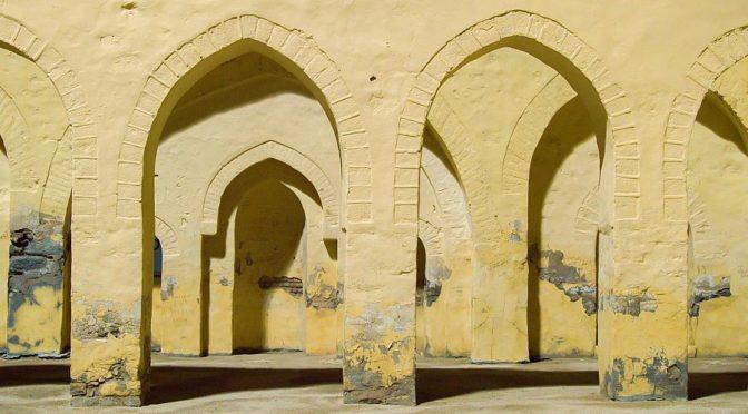 Шиаб Ансар: место присяги племён аус и хазрадж избранному посланнику, мир ему