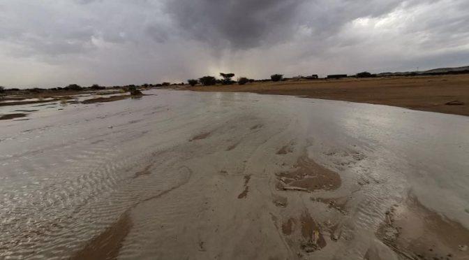 Дожди над провинцией Наджран